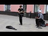 Концерт на Кирова. Круто играют и исполняют!