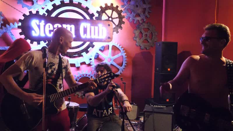 Steam Club   Андрей (САНКИ), Михаил (HOTDOGTORS), Рустем (VODA), День Рождения Steam Club, Нам 2 года