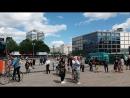 Площадь Александерплац. Берлин