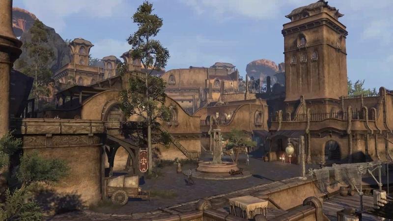 ESO Morrowind - Вступительный ролик