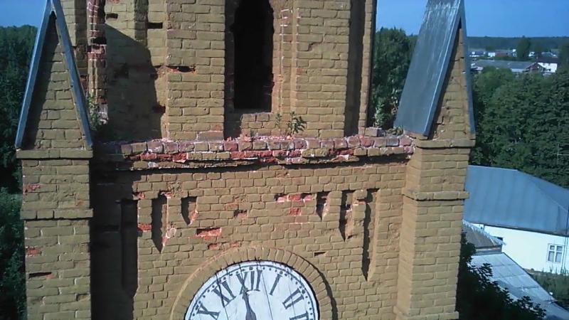 Башня конного двора. Осташево. 2