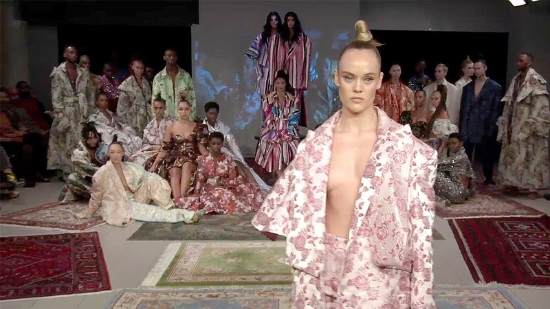 Selam Fessahaye | Fall Winter 20192020 Full Fashion Show | Exclusive