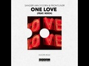 Sander van Doorn Frontliner - One Love (feat. Koch) (Available January 21)