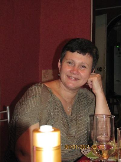 Нина Горелова, 30 мая 1966, Новосибирск, id210246782