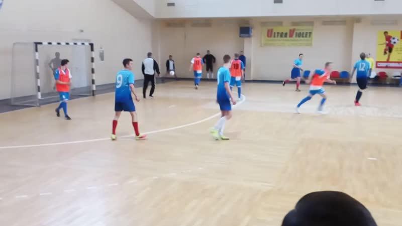 Чемпионат г.Луганска 5 лига ,,Байкал,,-- ,,ЛАВД,,4:5(2т.ч2)