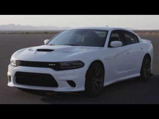 2015 Dodge Charger SRT Hellcat running footage