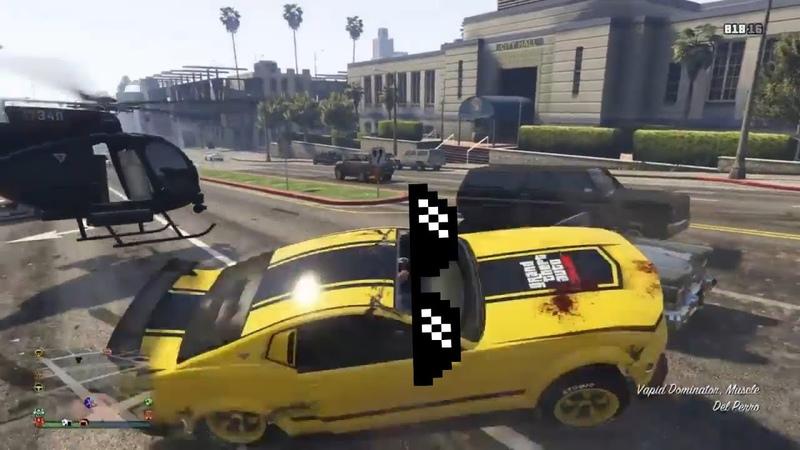 GTA 5 Thug Life Лучшее 6 | Фейлы, Трюки, Эпичные Моменты | Приколы в GTA 5