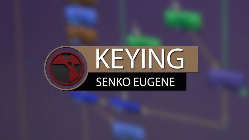 Nuke KEYING @ showreel 2018 by Eugene Senko
