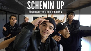 "OB OBrien ft. Drake & P. Reign ""Schemin Up"" Choreography by Kevin & Dea Nguyen 