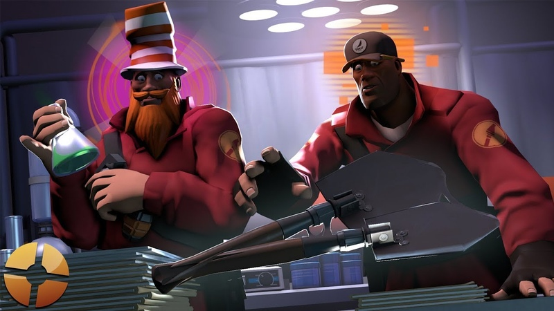[TF2] The Legend of the Duped Shovel