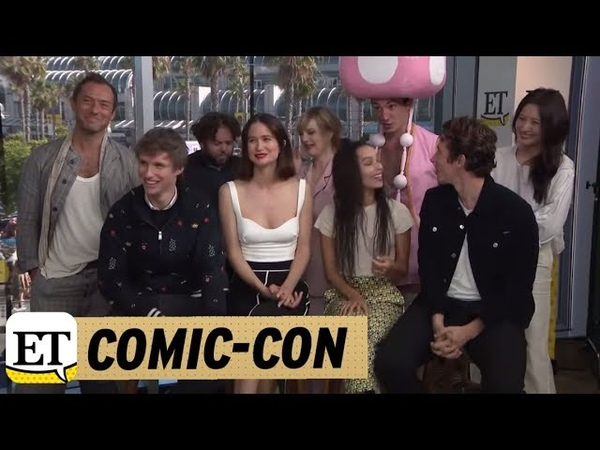 'Fantastic Beasts 2' Cast Talks Epic Johnny Depp Special Appearance at Comic-Con (Exclusive)