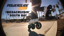 Megacruisin' in the South Bay - Joey Lunger on Powerslide Imperial Megacruiser skates