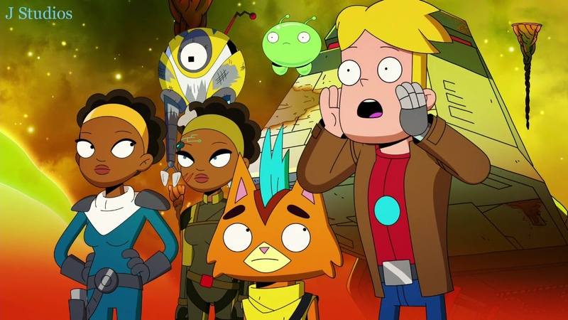 Final Space ❤ Chapter Eight (Best Scenes)