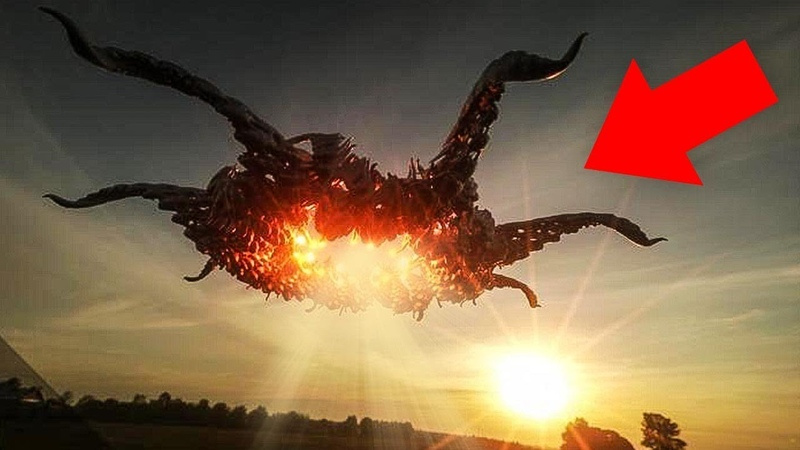РЕАЛЬНЫЕ НЛО И ПРИЗРАКИ Снятые На Камеру 2019 Пришельцы и Привидения Аномальные Новости 2019