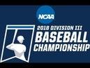 2018 NCAA Division III Baseball Mid-East Regionals: Shenandoah vs. Marietta (Game One)