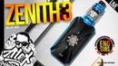 ZENITH 3 KIT l by iJOY l Alex VapersMD review 🚭🔞