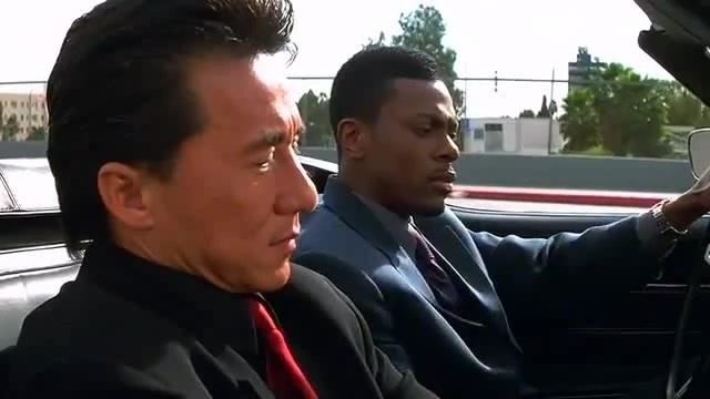 Jackie Chan - Flight of the Dragon (Armour of God Theme) English Version