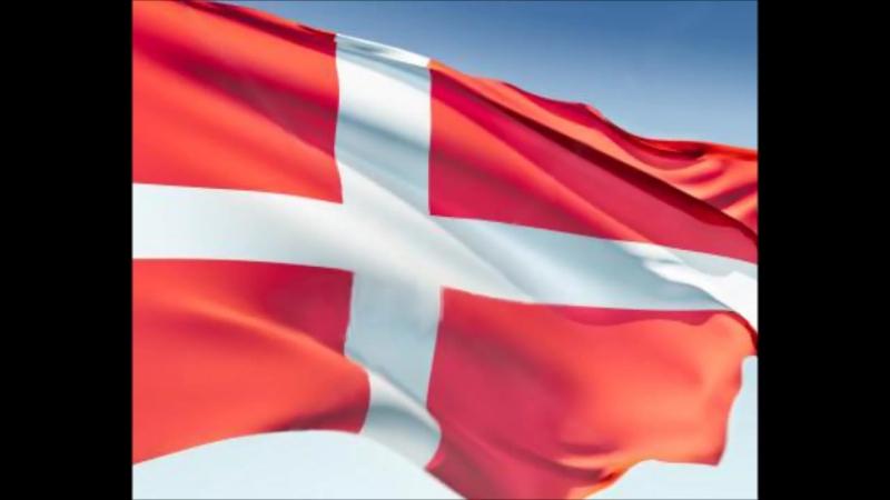 Danish National Anthem - Der Er Et Yndigt Land (DA_EN)
