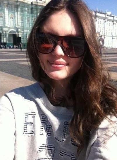 Аня Лейбина, 15 апреля , Санкт-Петербург, id177211704
