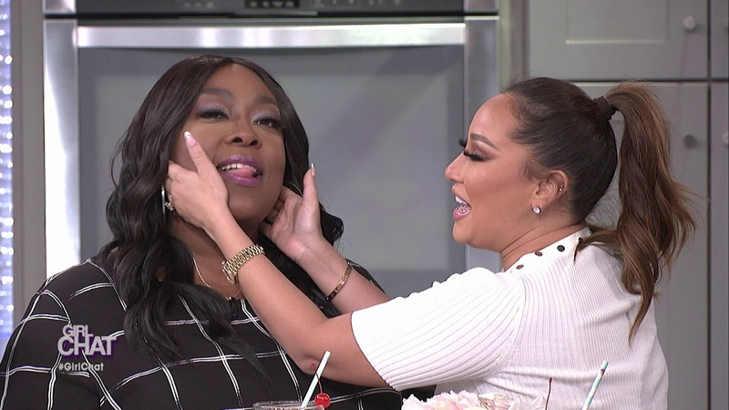 Adrienne Shows Loni the Appropriate Wedding Kiss