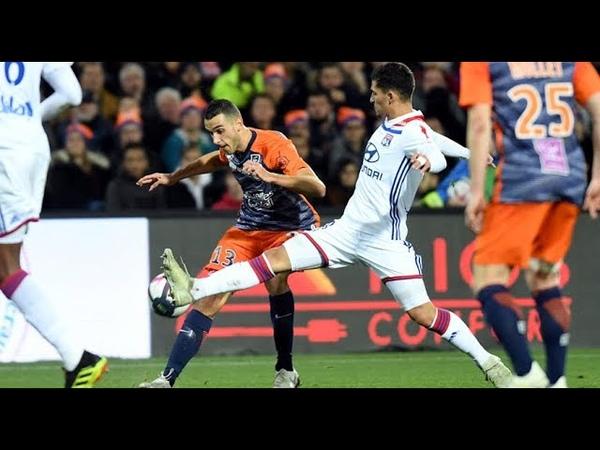 Монпелье - Олимпик Лион | обзор матча
