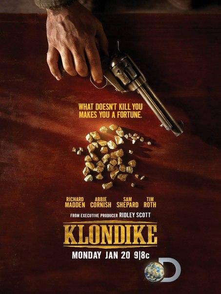 Клондайк 1 сезон 1-6 серия LostFilm | Klondike