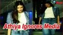Suniel Shetty's Daughter Athiya Shetty Full Ignored Media As Spotted At Hakkasan For Dinner