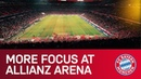 Matchday Behind the Scenes of Allianz Arena SAP x FC Bayern