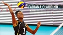 FABIANA CLAUDINO - MOST CRAZY Volleyball ACTIONS - Legend Women's Volleyball | WCWC 2018