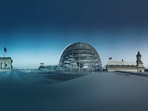 Pressekonferenz der Generalstaatsanwaltschaft Frankfurt a. M. und des BKA's zum Datenklau-Skandal.