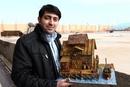 Художник из Багдада, известный под именем Alamedy Diorama…