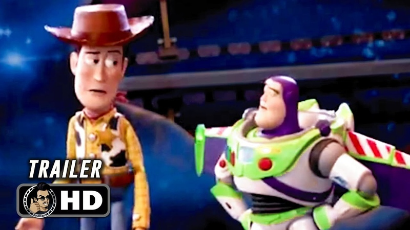 TOY STORY 4 Teaser Trailer 2 2019 Tom Hanks Pixar Movie HD