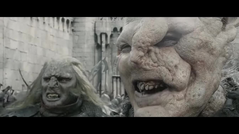 The Lord of the Rings the two towers - Akuna Matata.