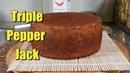 Making Triple Pepper Jack Cheese