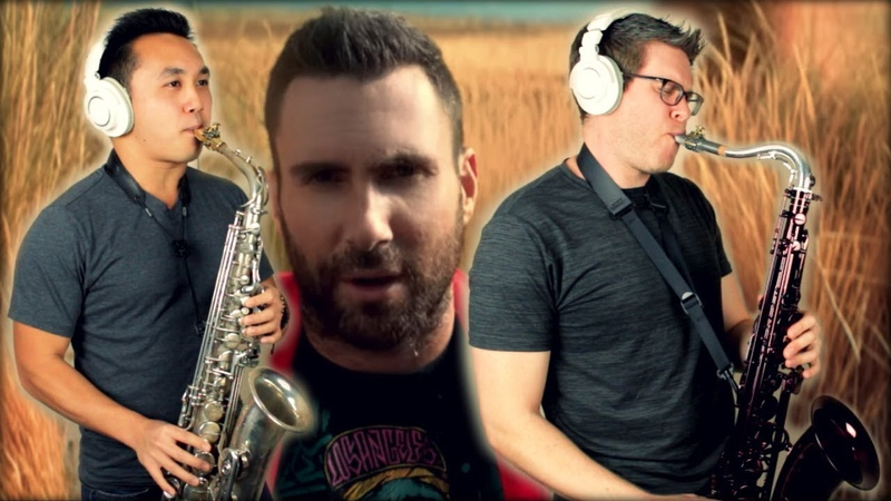 WHAT LOVERS DO | Maroon 5 ft. SZA | Sax Cover | BriansThing Justin Klunk 🎷