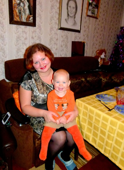 Ольга Усачёва, 17 июля 1994, Байконур, id39376258