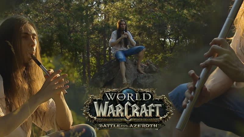 World of Warcraft — Kul Tiran Human Theme — Cover by FunPay Dryante