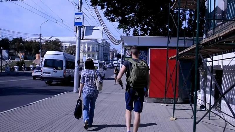 Прогулка по Рязани Город меняется Лето 2018