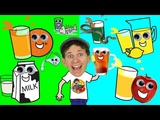 What Do You Want To Drink Song for Kids Food Song Learn English Kids
