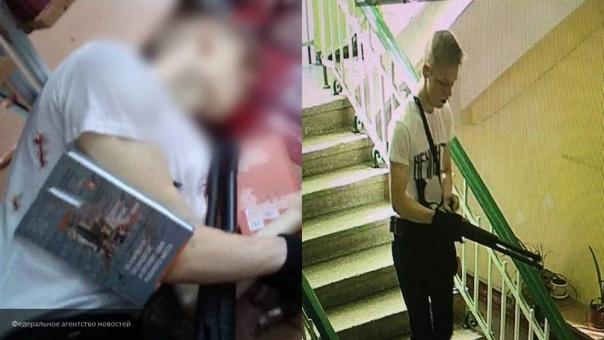 Керченский террорист убил себя двумя выстрелами в спину Многие люди удивлены массой несостыковок в деле о теракте в Керчи Как передает «Главред», согласно официальной информации, Владислав