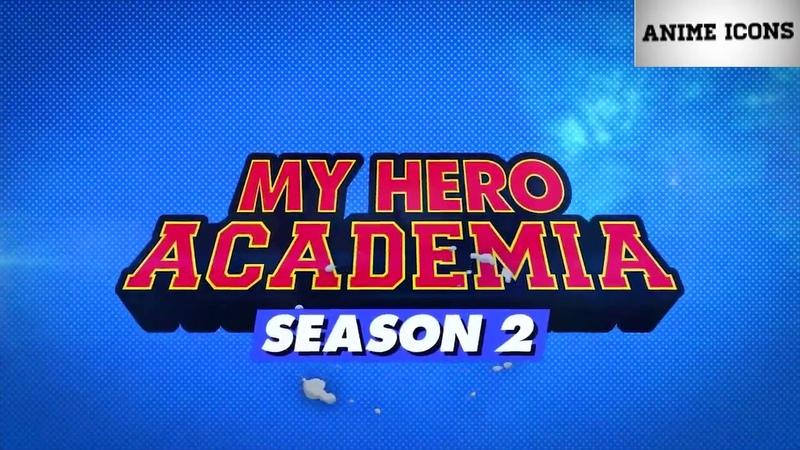 My Hero Academia Season 2 English DUB Simulcast Trailer HD  