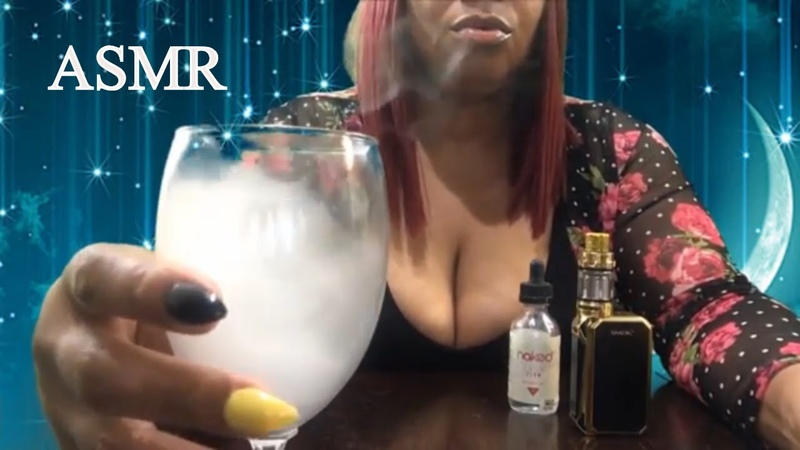 Vape Smoke | ASMR | Relaxation | ft 1K ASMR Tingles