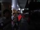 民國107年 11月15日 在岡山車站大家在等車 一起唱梅花 天啊!感動到快哭出來2