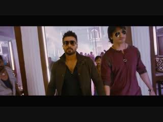 Anjaan - Official Trailer _ Suriya, Samantha _ Yuvan Shankar Raja