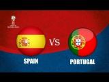 Финал FIFA 18 WORLD CUP DLC PS4: Испания - Португалия