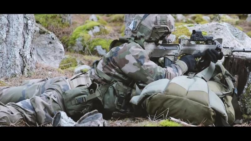 4e compagnie. 2e régiment étranger de parachutistes