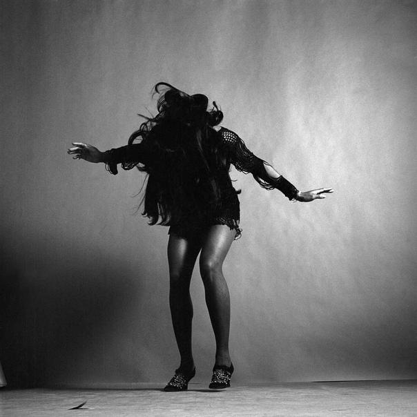 Фотосессия прекрасной Тины Тёрнер. 1969 год