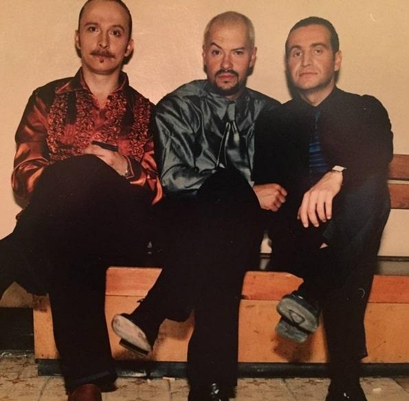 Фотография 1990 годы.