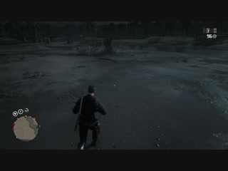 Decided to share the special moment that I reached level 100! Red Dead Online