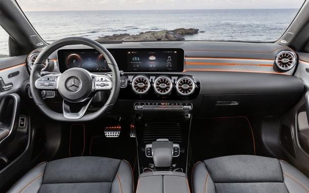 Mercedes-Benz показал новый CLA в Лас-Вегасе. На выставке CES в Лас-Вегасе состоялась мировая премьера Mercedes-Benz CLA второго поколения, по словам производителя, самого умного и